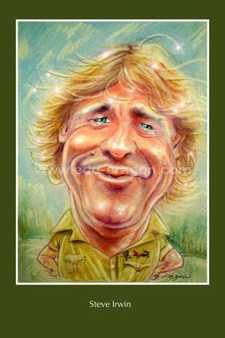 Steve Irwin (1962-2006)